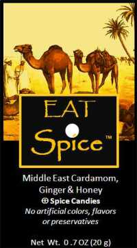 eat spice cardamon