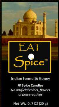 eat spice taj mahal fennel