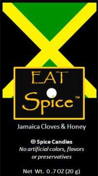 eat spice jamaica cloves